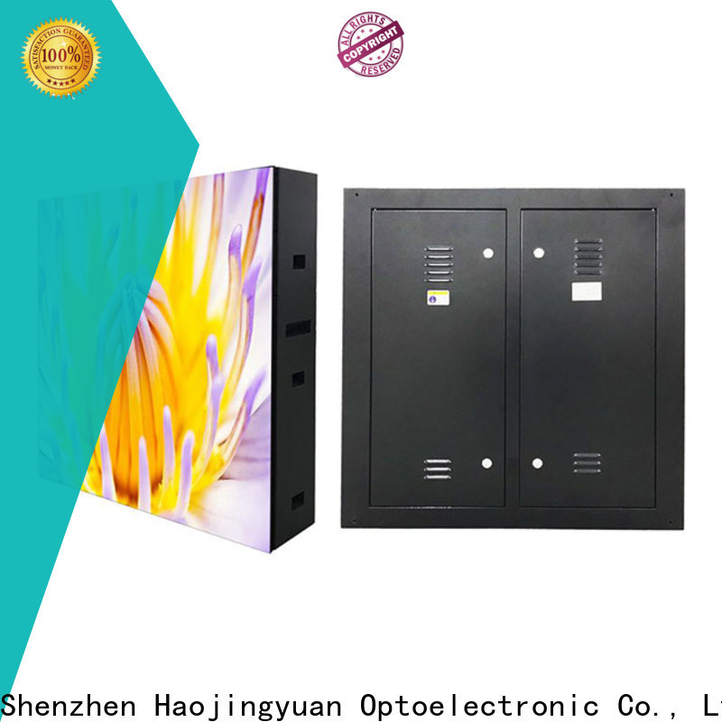 Haojingyuan Wholesale fixed led panel for business for lobby