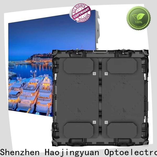 Haojingyuan Top stadium scoreboard factory for party