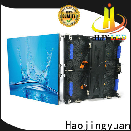 Haojingyuan New stadium led screens factory for concert