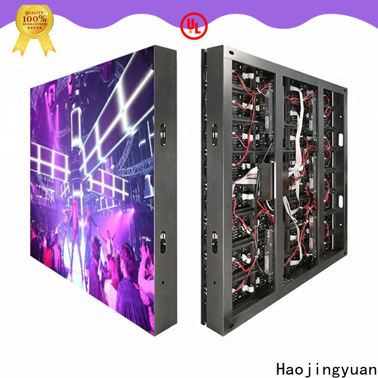 Custom outdoor fixed led screen manufacturers for hotels