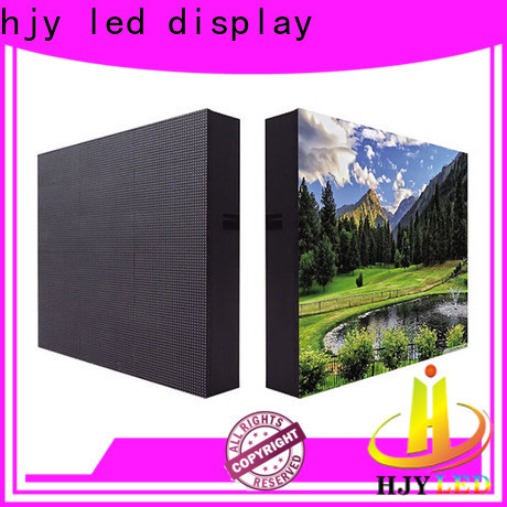 Custom giant tv screen for business for school
