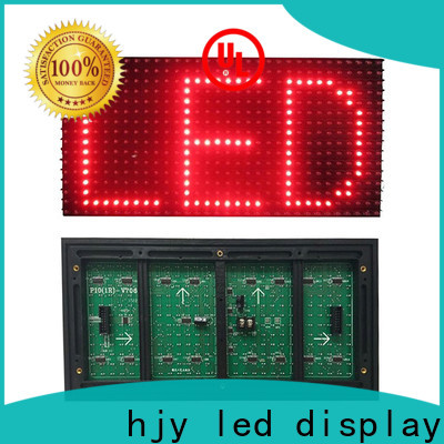 Latest p10 smd led module company for street