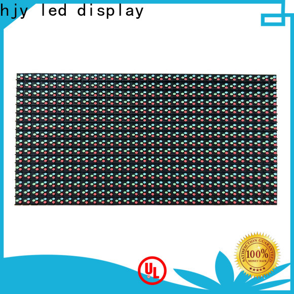Haojingyuan Top light module Suppliers for street