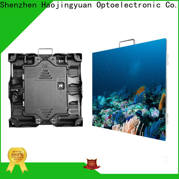Latest big led screen outdoor manufacturers for taxi