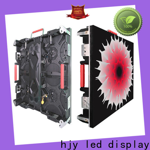 Haojingyuan High-quality video wall led display company for building