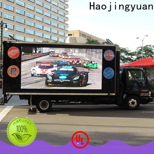 Wholesale truck led display Supply for birthday party