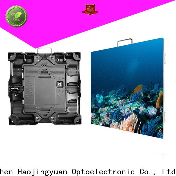 Haojingyuan large screen display company for sea port