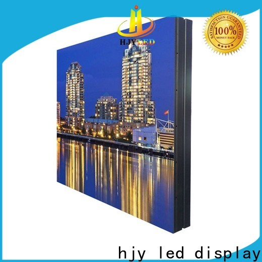 Haojingyuan fixed led panel for business for school