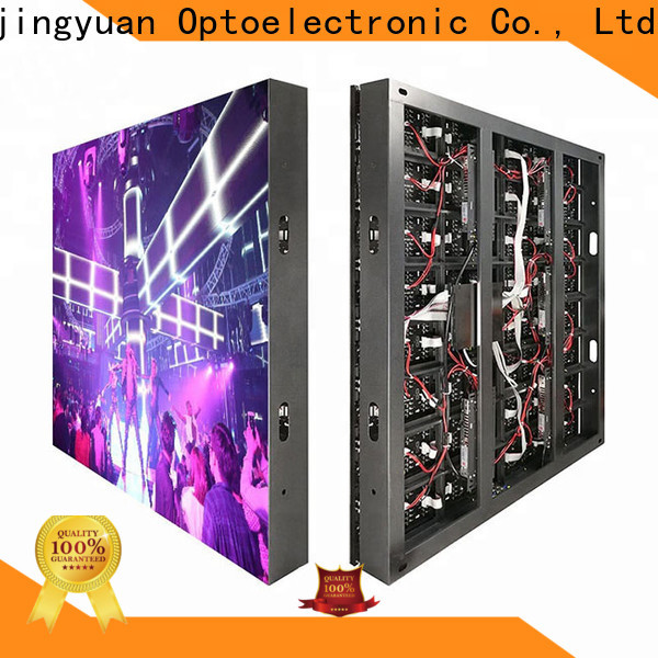 Haojingyuan building led display company for hotels