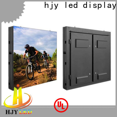 High-quality led video screen Supply for lobby