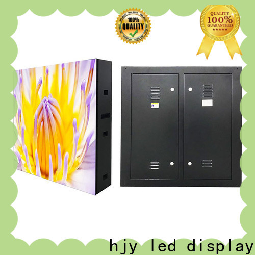 Haojingyuan Best fixed led panel Supply for lobby