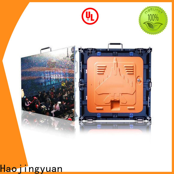 Haojingyuan Wholesale display digital led company for building
