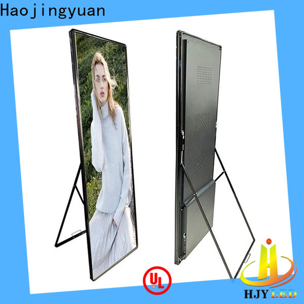 Latest mobile led display for business for school