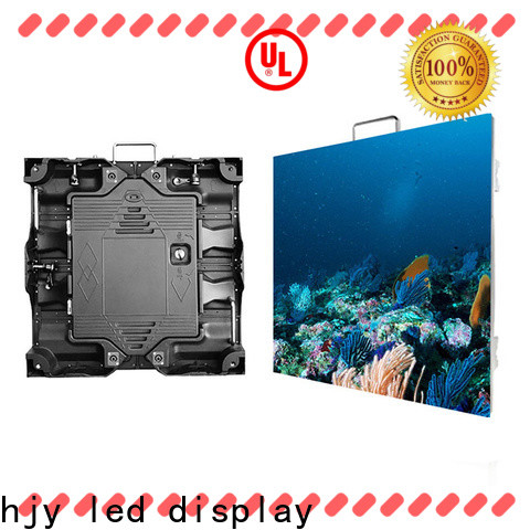 Haojingyuan Custom video display panels for business for taxi