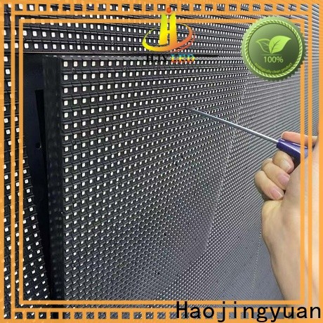 Haojingyuan led display screen Suppliers for school