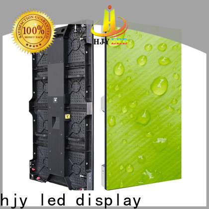 New external led display for business for shopping mall
