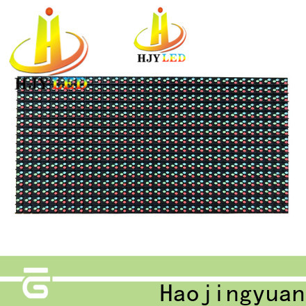 Haojingyuan Best led modules for signs for business for cafeteria