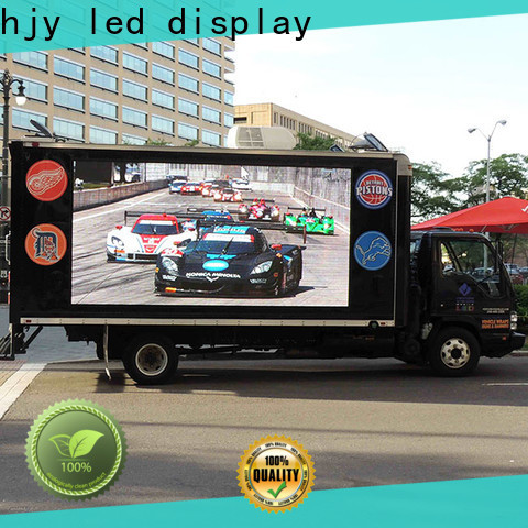 Custom mobile led display company for birthday party