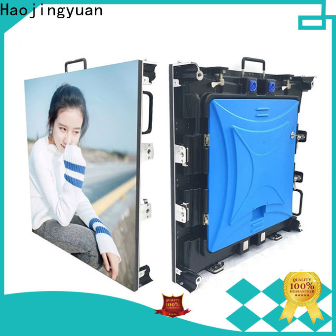 Haojingyuan concert video wall Suppliers for shopping mall