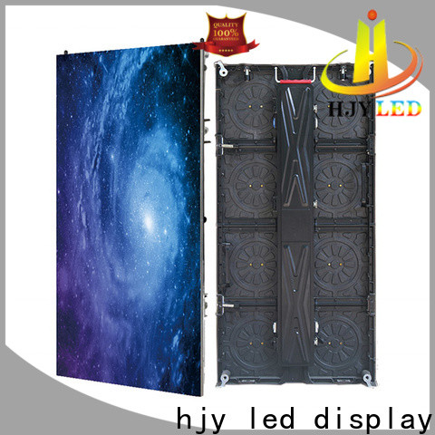 Haojingyuan stage background screen Supply for shopping mall