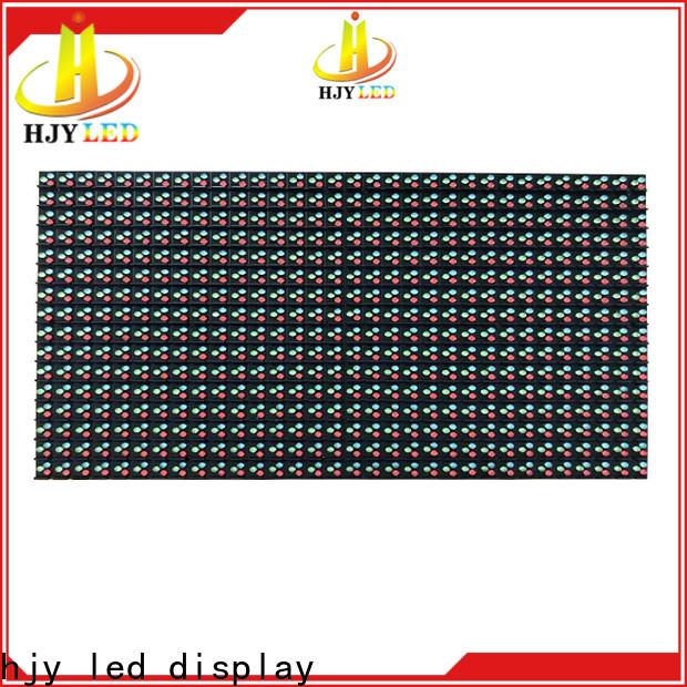 Haojingyuan led module manufacturers for wall