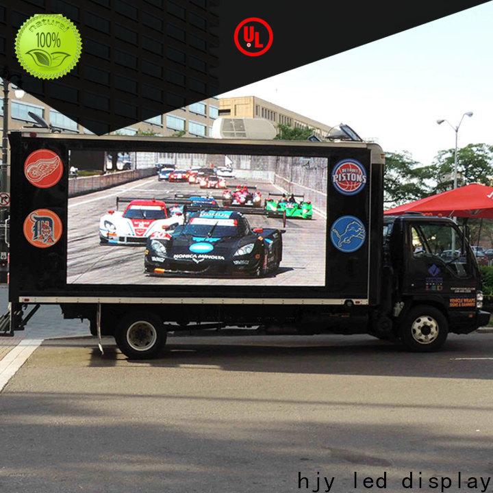 Haojingyuan Best led truck lights wholesale Supply for school