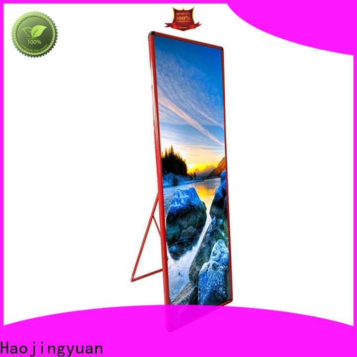 Wholesale poster led display for business for stadium
