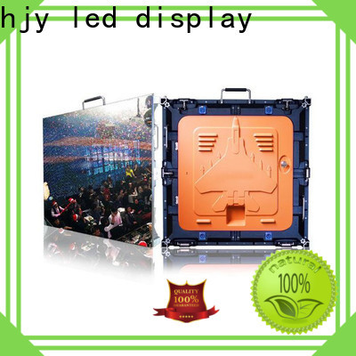 Haojingyuan stage led screen manufacturers for sea port