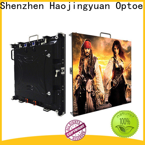 High-quality led wall display screen for business for taxi
