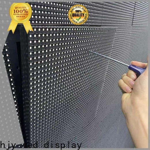 New led wall panel factory for lobby