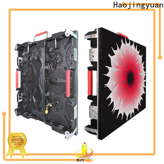 Custom outdoor display panels factory for building