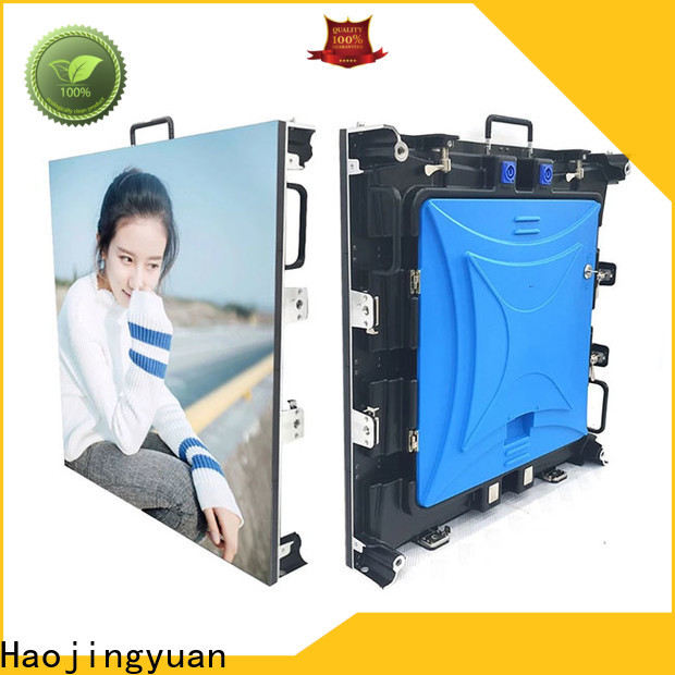 Haojingyuan custom led signs company for shopping mall