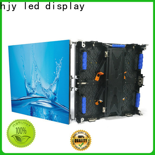 Haojingyuan outdoor led large screen display company for concert