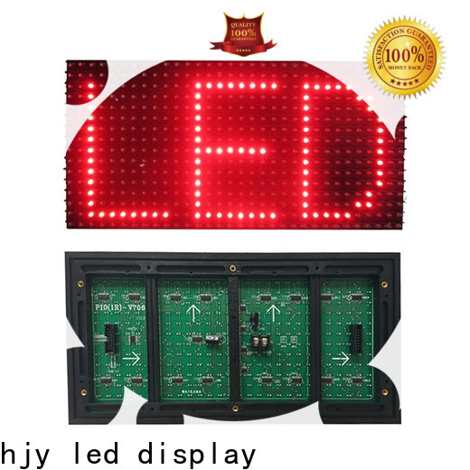 Top p4 outdoor led module for business for street