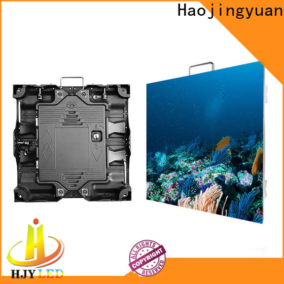 Haojingyuan Best high resolution led monitors manufacturers for sea port