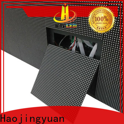 Wholesale airport led display factory for hotels