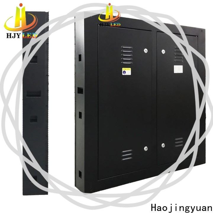 Best fixed led display Supply for lobby