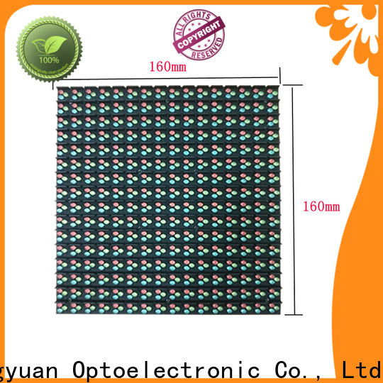 Haojingyuan display LED fixed manufacturers for lobby