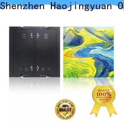 High-quality building led display panel manufacturers for hotels