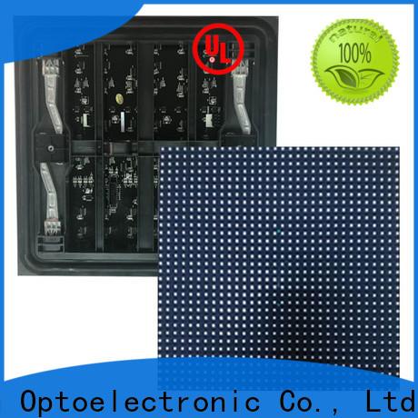 Custom led display module company for wall