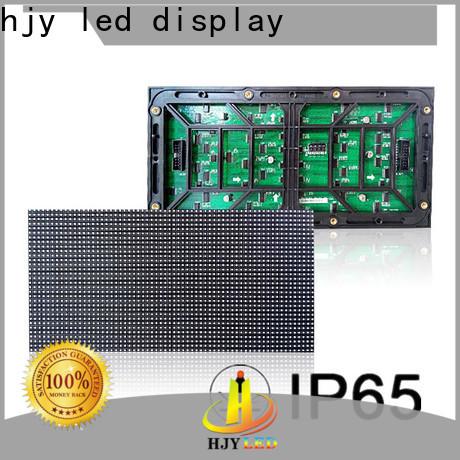 Haojingyuan dip led module manufacturers for wall